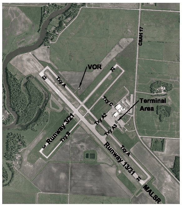 Thief River Falls Regional Airport
