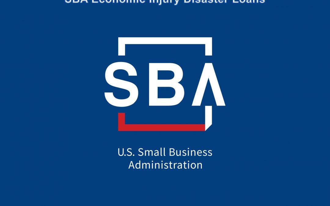 SBA Economic Injury Disaster Loans