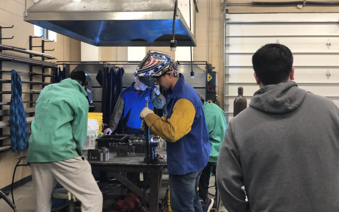 Manufacturing Day at Lincoln High School