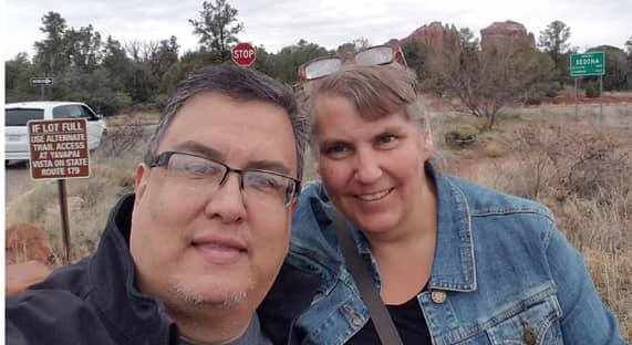 Terry and Tammie Blacklance